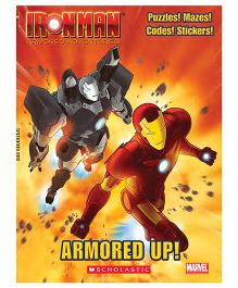 Iron Man Armored Adventures Armored Up - English