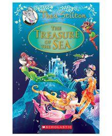 Thea Stilton Special Edition 05 The Treasure Of The Sea A Geronimo Stilton Adventure - English