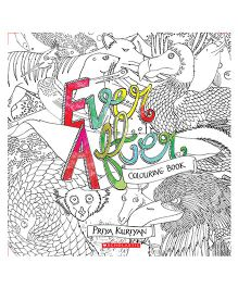 Ever After Colouring Book - English