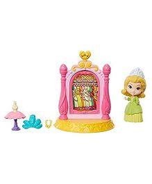 Disney Sofia The First Mini Playset - Doll height 7 cm