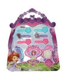 Disney Sofia The First Beauty Set - 9 Pieces