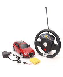 Smile Creations Remote Control Car - Black Red