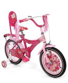 Barbie Bicycle Dark Pink - 40 cm