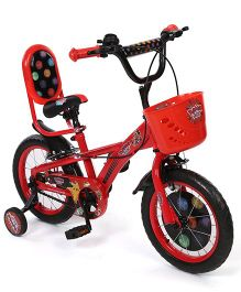 Pokemon Bicycle - Red