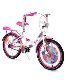 Barbie Bicycle Pink Multicolor - 50 cm