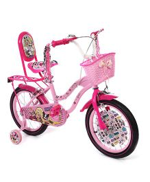 Barbie Bicycle Pink - 40 cm