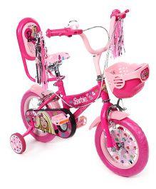Barbie Bicycle Pink - 30 cm