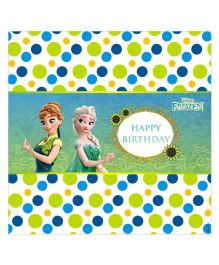 Disney Frozen Fever Chocolate Wrappers Pack of 10 - Multi Color