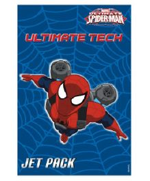 Marvel Spiderman Vertical Banner 03 - Blue