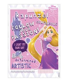 Disney Princess Rapunzel Centerpiece Pack of 2 - Purple