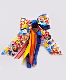 Reyas Accessories Princess Multicolored Dangler - Multicolor