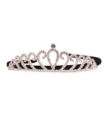 Cutecumber Hair Band Crown Style - Black
