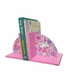 Kidoz Super Economy Bookend Princess Theme Pack Of 5 - Pink