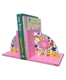 Kidoz Super Economy Bookend Butterfly Theme Pack Of 5 - Pink