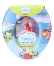 Babyhug Soft Potty Seat - Blue