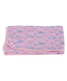 Colorfly Double Ply Blanket Large Size - Pink