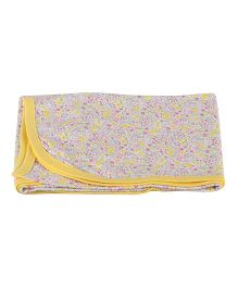 Colorfly Single Ply Blanket Large Size - Yellow
