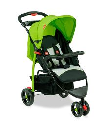 Fisher Price Rover Stroller Cum Pram - Green