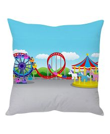 Stybuzz Cushion Cover Carnival Print - Multi Color