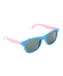 Babyhug UV 400 Kids Sunglasses - Blue and Pink