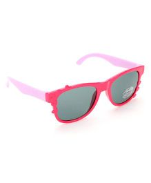 Babyhug UV 400 Kids Sunglasses - Red and Pink