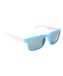 Babyhug UV 400 Kids Sunglasses - Blue and Pink