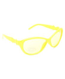 Babyhug UV 400 Kids Sunglasses - Yellow