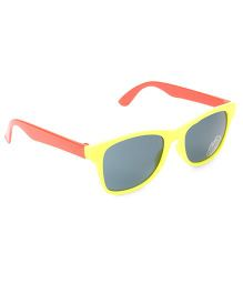Babyhug UV 400 Kids Sunglasses - Yellow and Red