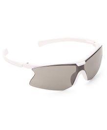 Babyhug UV 400 Kids Sunglasses - White