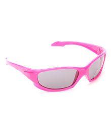 Babyhug UV 400 Kids Sunglasses - Dark Pink