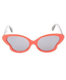 Babyhug UV 400 Kids Sunglasses - Red and Grey