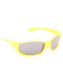 Babyhug UV 400 Kids Sunglasses - Yellow