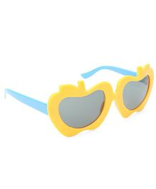 Babyhug UV 400 Kids Sunglasses - Orange and Blue