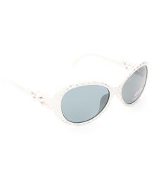 Babyhug UV 400 Kids Sunglasses - Grey