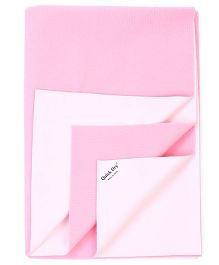 Quick Dry Bed Protector Mat Pink - Medium