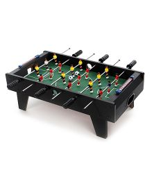 Reliance Table Football Game - Black And Green