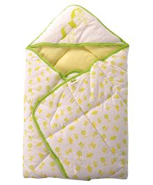 Beebop Horse Polyfill Wrapper - Yellow