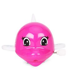 Kumar Toys Wind Up Fish Toy - Fuchsia