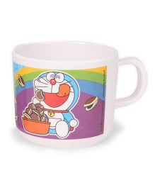 Doraemon Mug Blue And Purple - 230 ml
