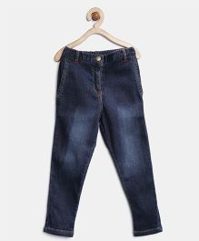 Stylestone Dark Denim Jeans - Navy Blue