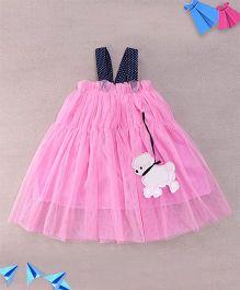 Superfie Sleeveless Dress - Pink
