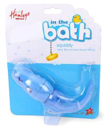 Hamleys In The Bath Toy Squiddy Blue - 18 cm