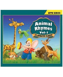 Appu's Animal Rhymes Vol 1