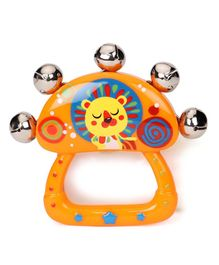 Sunny Orff Music Set Hand Bell Rattle- Multi Color
