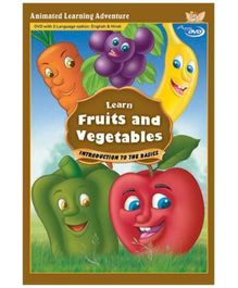 Learn Fruit And Vegetables