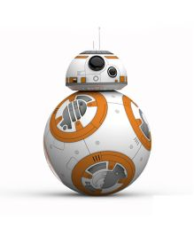 Flyer's Bay Remote Controlled Droid Universe Wars - White Orange