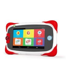 The Flyer's Bay Premium Learning Tablet - Red