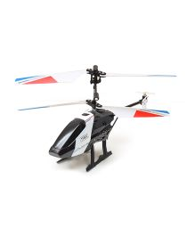 Flyer's Bay 3.5 Channel Digitally Proportionate Helicopter Justice Series Defender - Black
