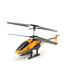Flyer's Bay 3.5 Channel Digitally Proportionate Helicopter Justice Series Defender - Yellow