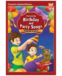 Favourite Birthday And Party Songs